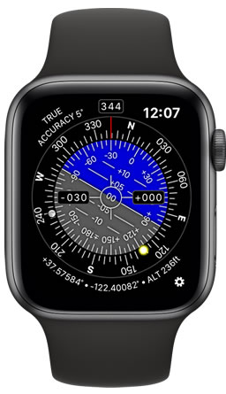Hunter Research and Technology Releases Theodolite for Apple Watch Image